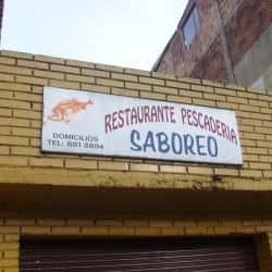 Restaurante Pescaderia Saboreo en Bogotá