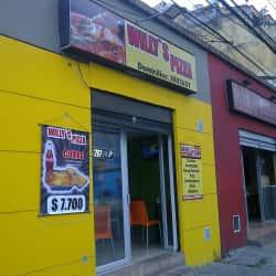 Willy's Pizza en Bogotá