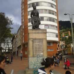 Monumento Policarpa Salavarrieta Ríos en Bogotá