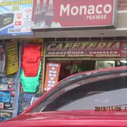 Restaurante La Monaco en Bogotá
