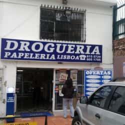 Droguería Papelería Lisboa  en Bogotá