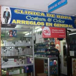 Clínica de Ropa Costura & Color en Bogotá