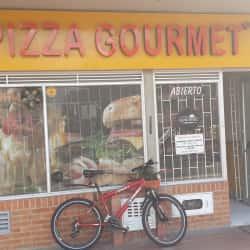 Pizza Gourmet en Bogotá