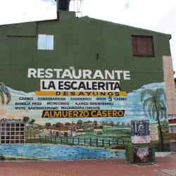 Restaurante La Escalerita en Bogotá