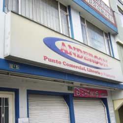 Librería Papelería Anderson en Bogotá
