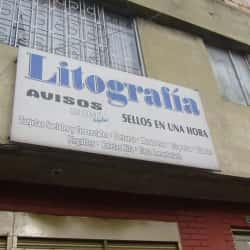 Litografía Carrera 91 en Bogotá