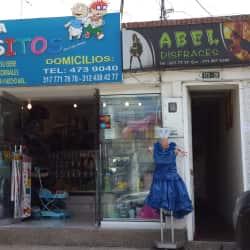 Disfraces Abel en Bogotá