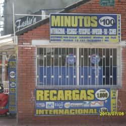 MINUTOS $100 en Bogotá