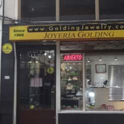 Joyería Golding  en Bogotá
