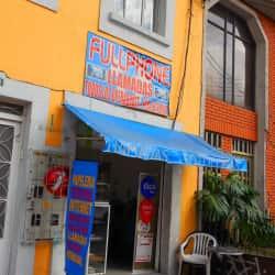 Café Internet Fullphone en Bogotá