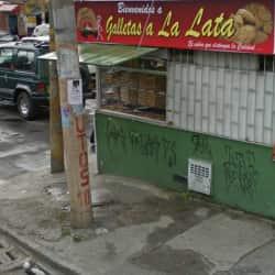 Galletas a La Lata en Bogotá