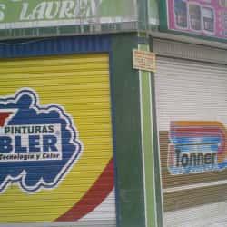 Pinturas Bler Carrera 107 con 77A en Bogotá
