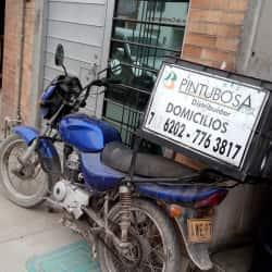 Pintubosa en Bogotá