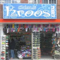 Calzado Kross en Bogotá