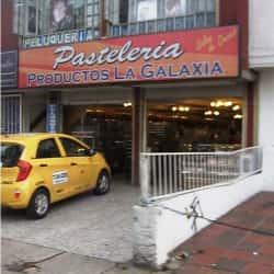 Pastelería Productos La Galaxia en Bogotá