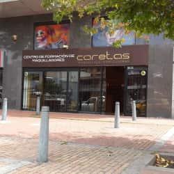 Caretas  en Bogotá