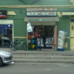 Todoplast El 20 en Bogotá