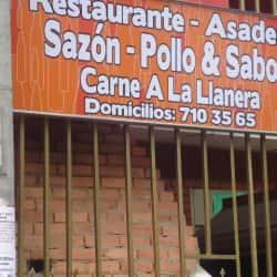 Restaurante Asadero Sazón Pollo y Sabor en Bogotá