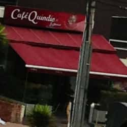 Café Quindío  en Bogotá