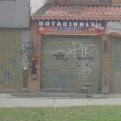 Dotaciones Éxito en Bogotá