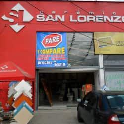 Cerámica San Lorenzo Avenida 68 con 38H en Bogotá