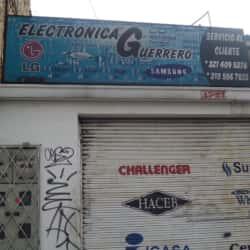 Electrónica Guerrero en Bogotá