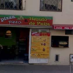 Pizza Helado de Paila en Bogotá