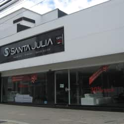 Santa Julia en Bogotá