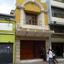 Teatro Delia Zapata Olivella en Bogotá