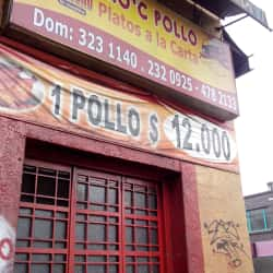 Kro´C Pollo en Bogotá