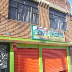 Restaurante y Cafetería El Viejo Paisa en Bogotá