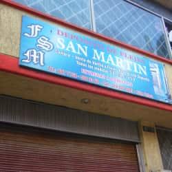 Depósito de Flejes San Martín en Bogotá