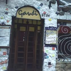 Gaudí en Bogotá