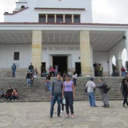 Cerro de Monserrate en Bogotá