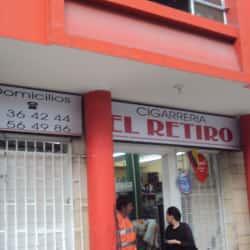 Cigarrería El Retiro en Bogotá