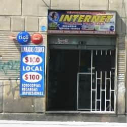 Internet Calle 8 con 39 en Bogotá