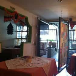 Restaurante India Gourmet  en Bogotá