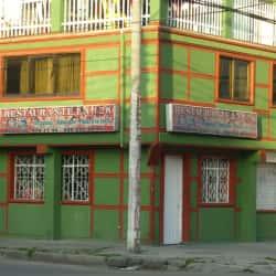 Restaurante La 128 en Bogotá