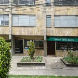 Tartas y Tortas Angelita en Bogotá