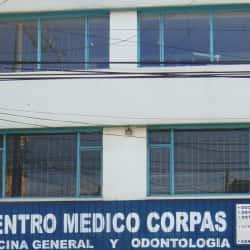 Centro Médico Corpas en Bogotá
