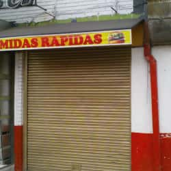 Comidas Rápidas Calle 72 en Bogotá