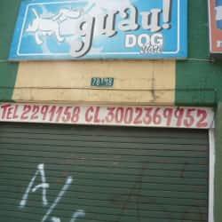 Guau Dog Store en Bogotá