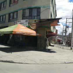 Multicarpas y Parasoles en Bogotá