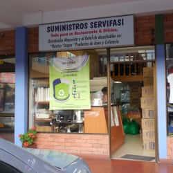 Suministros Servifasi E.U. en Bogotá