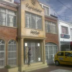 Portobelo Hotel en Bogotá