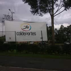 Coldeportes en Bogotá