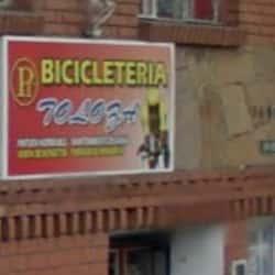 Bicicletería Toloza en Bogotá
