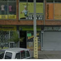 Restaurante Domitila en Bogotá