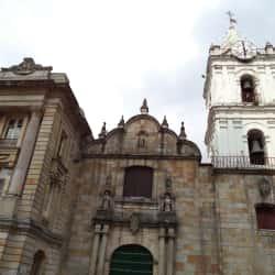 Iglesia de la Tercera en Bogotá