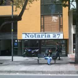 Notaría 27 - Carrera 15 en Bogotá